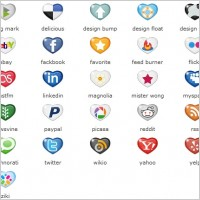 Link toSocial media icons icons pack