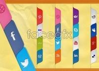 Link toSocial media tabs