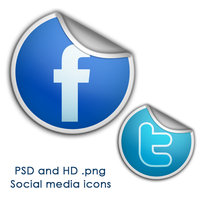 Link toSocial media - web and desktop