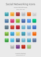 Link toSocial networking icons