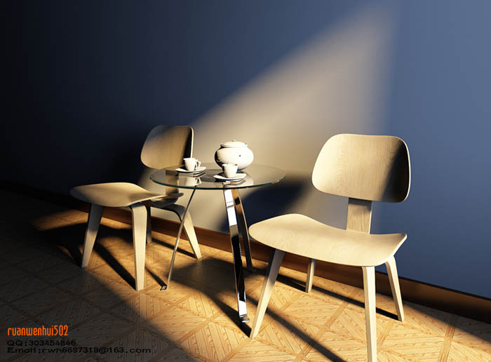 Link toSofa and chairs models 3d model