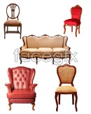 Link toSofa and chairs psd