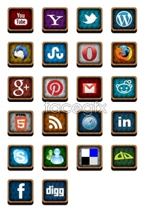 Link toSofa-style social media icons