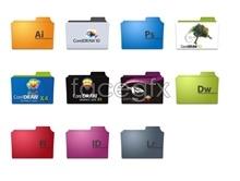 Link toSoftware application folder icons