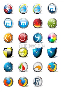 Link toSoftware button desktop icons