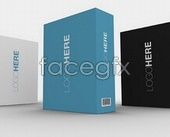 Software packaging psd