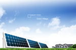 Link toSolar green concepts psd