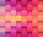 Link toSolid concave background vector