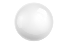 Solid textured balls vector