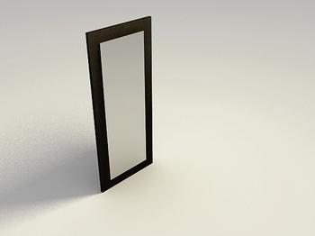 Link toSolid wood door glass door high-end 3d models fashion