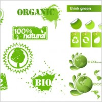 Link toSome eco theme icon vector