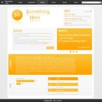 Link toSomething orange