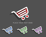 Link toSophisticated shopping cart icon