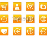 Link toclocks signal icon vector Sophisticated