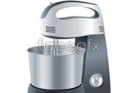 Soya-bean milk machine vector free