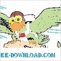 Link toSpecial delivery bird