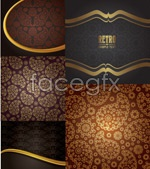 Link toSpecial pattern background vector