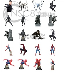 Link toSpider-man 3 movie icons