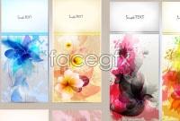 Link toSplash color ink backgrounds