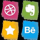 Link toSplash social media icons