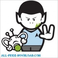 Link toSpock star trek cartoon