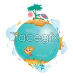 Link toSports and life on earth vector