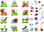 Link toSports-related icons