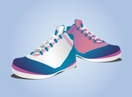 Link toSports shoes vector free