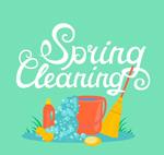 Link toSpring cleaning illustration vector