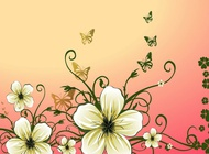 Link toSpring flowers illustration vector free