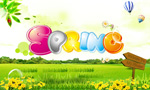 Link toSpring spring poster psd