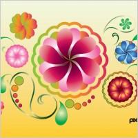 Link toSpring summer flowers