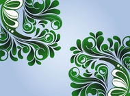 Link toSpring swirls vector graphics free