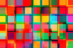Link toSquare mosaic background vector