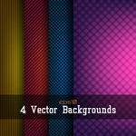 Link toSquares and stripes background vector