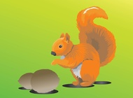 Link toSquirrel vector free