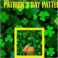 Link toSt patrick's day pattern