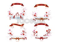 Link toStage 4 holiday decorations vector