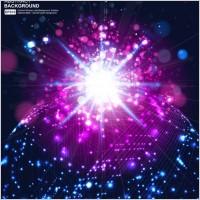Link toStar bright background 01 vector