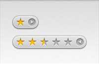 Link toStar rating icon psd
