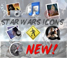 Link toStar wars icons for mac