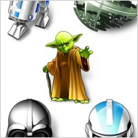 Link toStar wars icons icons pack