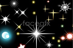 Link tovector background element Starlight