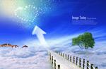 Link toStars dream mood psd