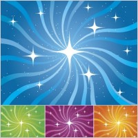 Link toStars line with the rotation vector background