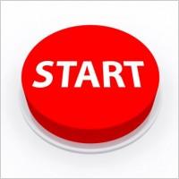 Link toStart button psd layered