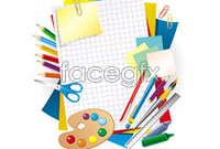 Stationery supplies the right amount of for a