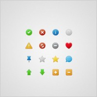Link toStatus icons