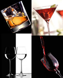Link toStemware and wine psd