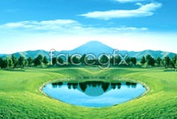 Link toSteppe lakes hd picture